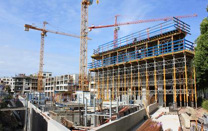 Konstrukcje żelbetowe budowa hal